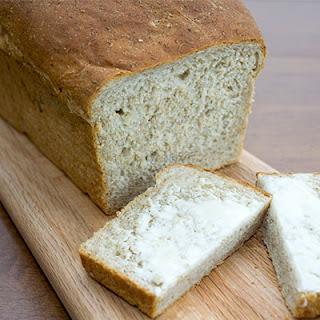 Jewish Rye Bread (Bread Machine).