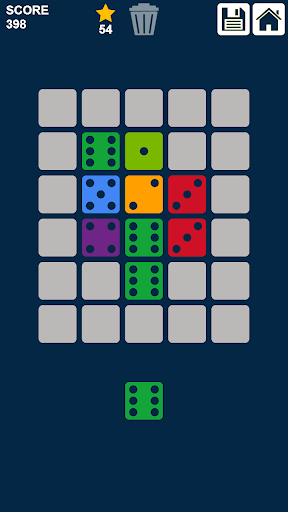 Drag n Merge Dominoes: Match 3 Block Puzzle v1.7.0 screenshots 1