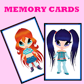 Fairy Girls Memory Cards