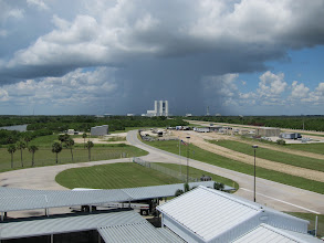 Photo: The second largest building in the world and storage area for Space Shuttles (can hold multiple).