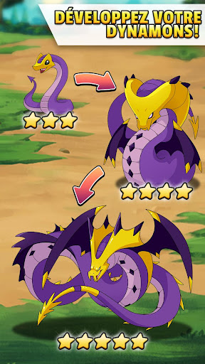 Puzzle & RPG Dynamons Evolution : Mythe du dragon  code Triche 2