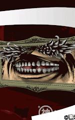 画伯の口腔