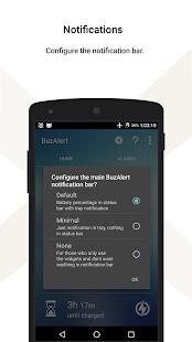 Buzalert - náhled