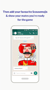 Scousemoji: Liverpool stickers- screenshot thumbnail