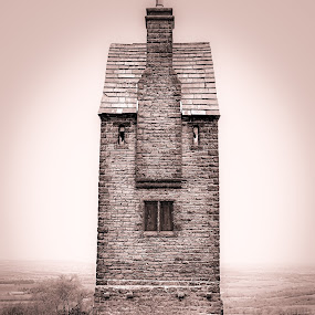 by Colin Wood - Buildings & Architecture Decaying & Abandoned (  )