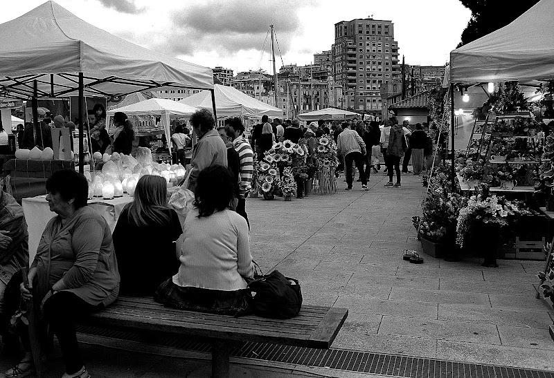 mercato rionale di Naldina Fornasari