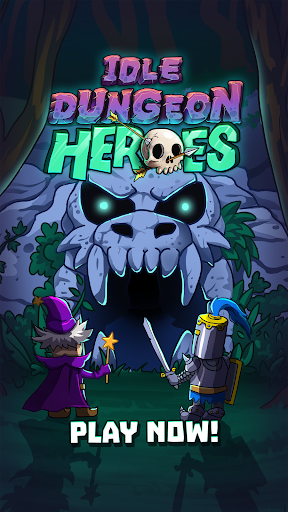 Idle Dungeon Heroes  screenshots 4