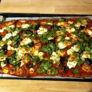 Anna Jones' Cauliflower Pizza Recipe