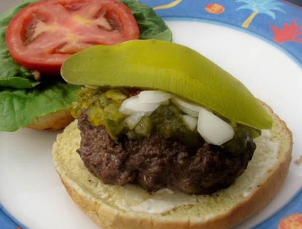 Fatburger's Beefburger Recipe