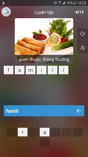 English Vietnamese Dictionary TFlat 6.8.5 screenshots 5