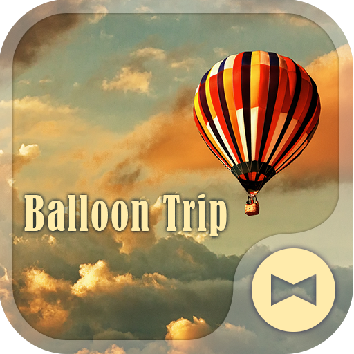 Balloon Trip Wallpaper Icon