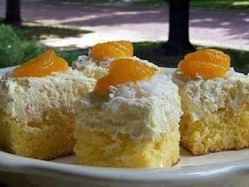 HAWAIIAN DREAM CAKE!!