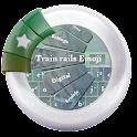 Train rails Emoji icon