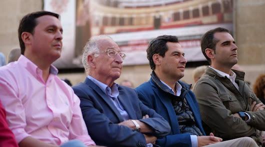 Moreno incluye el Hospital de Roquetas de Mar en el Plan Andalucía en Marcha
