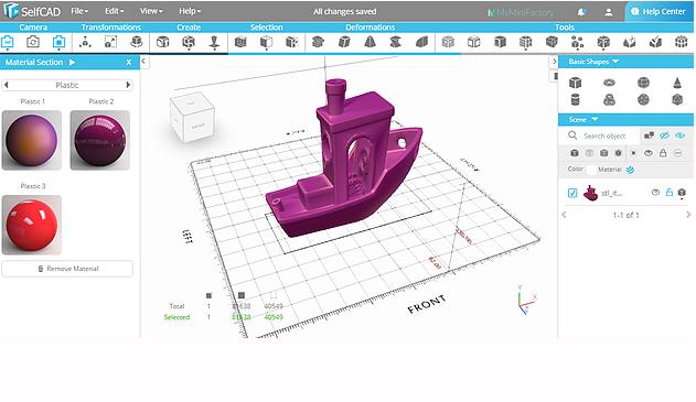 GOT A 3D printer. what next?
