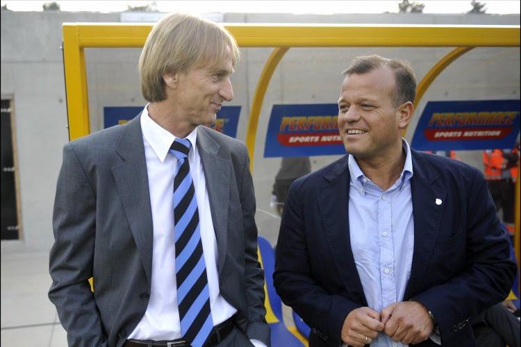 Officiel !  Viré à Bruges, cet entraîneur se voit récompenser par une prolongation de contrat