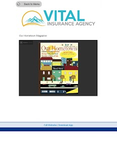 Vital Insurance Agency- screenshot thumbnail