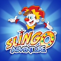 Slingo Adventure Bingo & Slots icon
