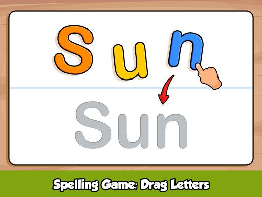 ABC Games - Letter Learning for Preschool Kids screenshots 8