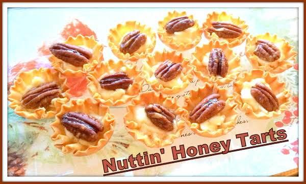 Nuttin' Honey Tarts