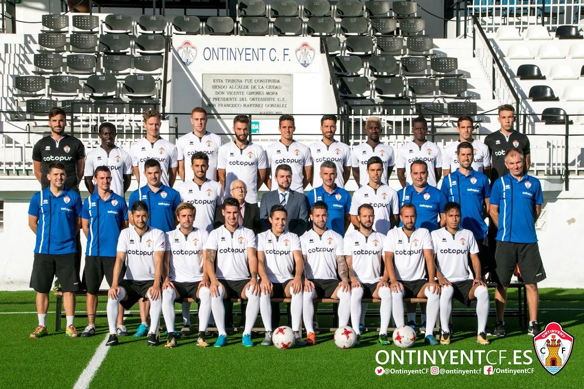 Ontinyent CF 2017/2018