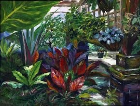 Photo: Atlanta Botanical Garden Greenhouse