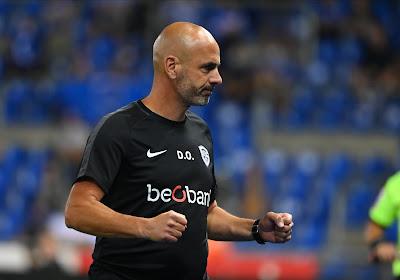 """Domenico Olivieri a relancé un banni de Wolf: """"Un vrai pro qui arrive le premier à l'entraînement"""""""