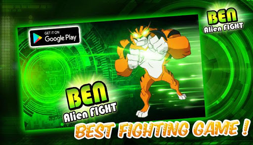 ud83dudc7dBen Hero Kid - Aliens Fight Arena 1.0 screenshots 2