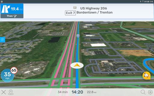 NavMeTo GPS Truck Navigation pt-1.2.2 screenshots 10