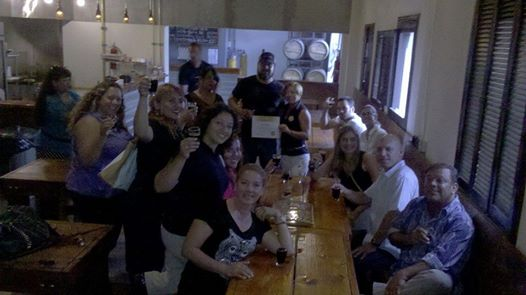 Foto: Visita de Mujeres Catadoras De Cerveza En México a Mamut Brewery Co