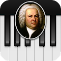 Classic Piano Lessons: Bach icon