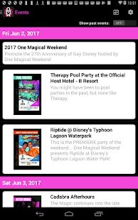One Magical Weekend- screenshot thumbnail
