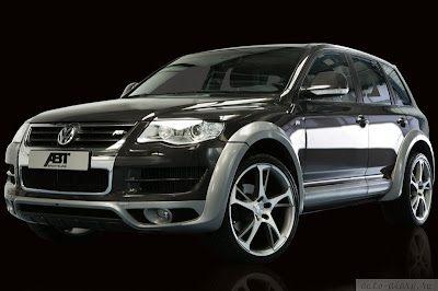 VW Touareg ABT