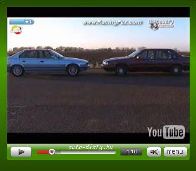 BMW vs Volvo