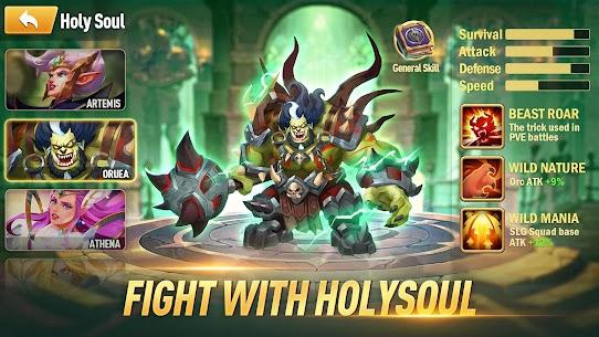 Legion of Ace: Chaos Territory MOD (Instant Kill) 4