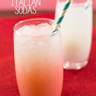 Italian Soda Drink Recipes.