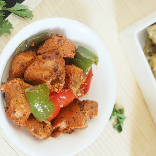 Boneless Tandoori Chicken recipe in oven-how to make tandoori chicken.