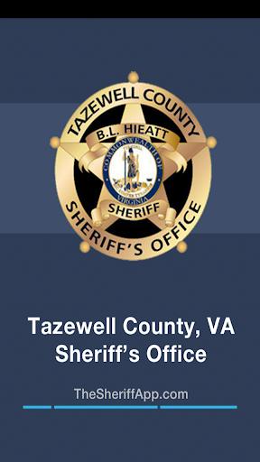 Tazewell Co Sheriff VA screenshot 1