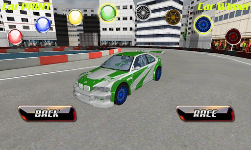 Real City Fast Car Racing Game