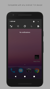 Battery Tile- screenshot thumbnail