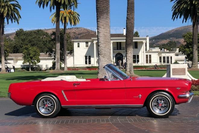 1965 Mustang Convertible Hire Alameda
