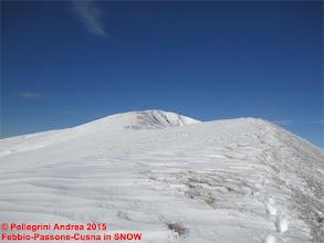 Photo: IMG_9953 sulla cresta del Gigante