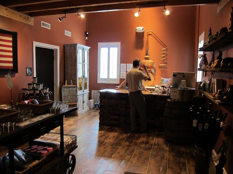 Photo: The tasting room atKentucky Bourbon Distillers- Photo by Geoff Kleinman http://www.DrinkSpirits.com