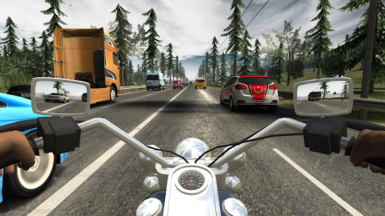 Racing Fever: Moto MOD Apk (Unlimited Money) 4