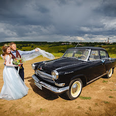 Wedding photographer Aleksandr Byrka (Alexphotos). Photo of 09.07.2017