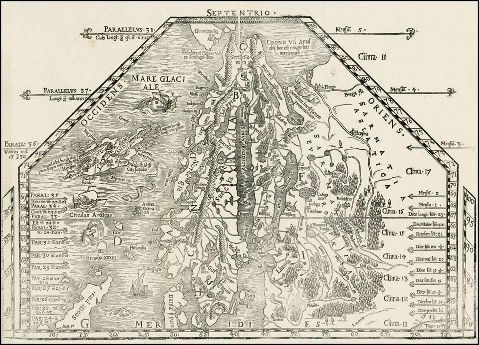 1565 Olavus Magnus