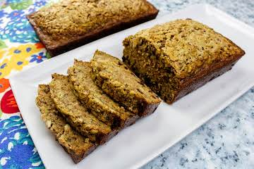 Delicious Zucchini Bread