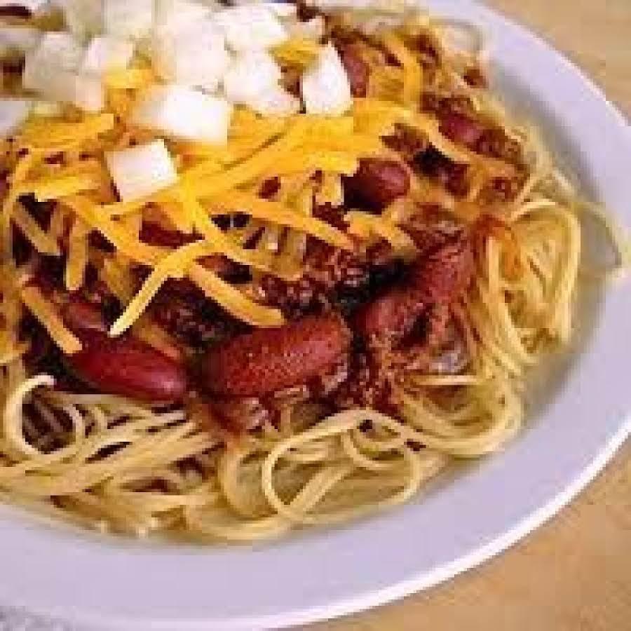 Cincinnati Chili 2 3 4 And 5 Way Recipe 5 Just A Pinch Recipes
