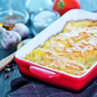 Scalloped Potatoes For A Crowd