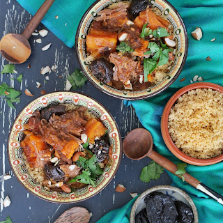SLOW COOKER MOROCCAN LAMB